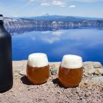 Hydroflask Growlers and water bottles