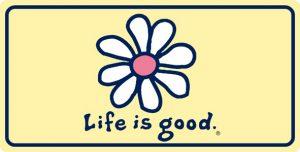 Life is Good apparel