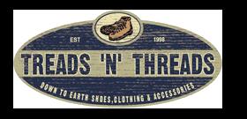 Treads n Threads logo